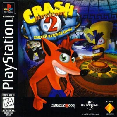 crash bandicoot 2 naughty dog playstation n sane trilogy remaster cortex strikes back