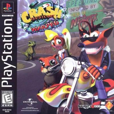 crash bandicoot 3 warped naughty dog playstation n sane trilogy remaster
