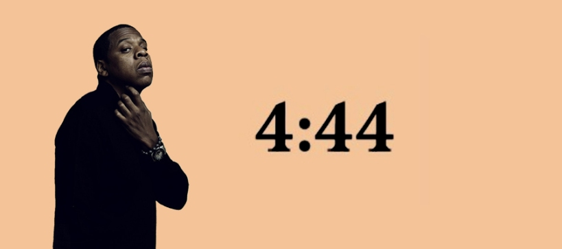 Jay z shawn carter beyonce blue ivy 4:44 album cover