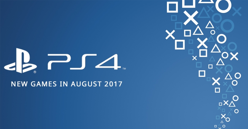 PS4 New Games August 2017 pre order buy playstation amazon flipkart discount